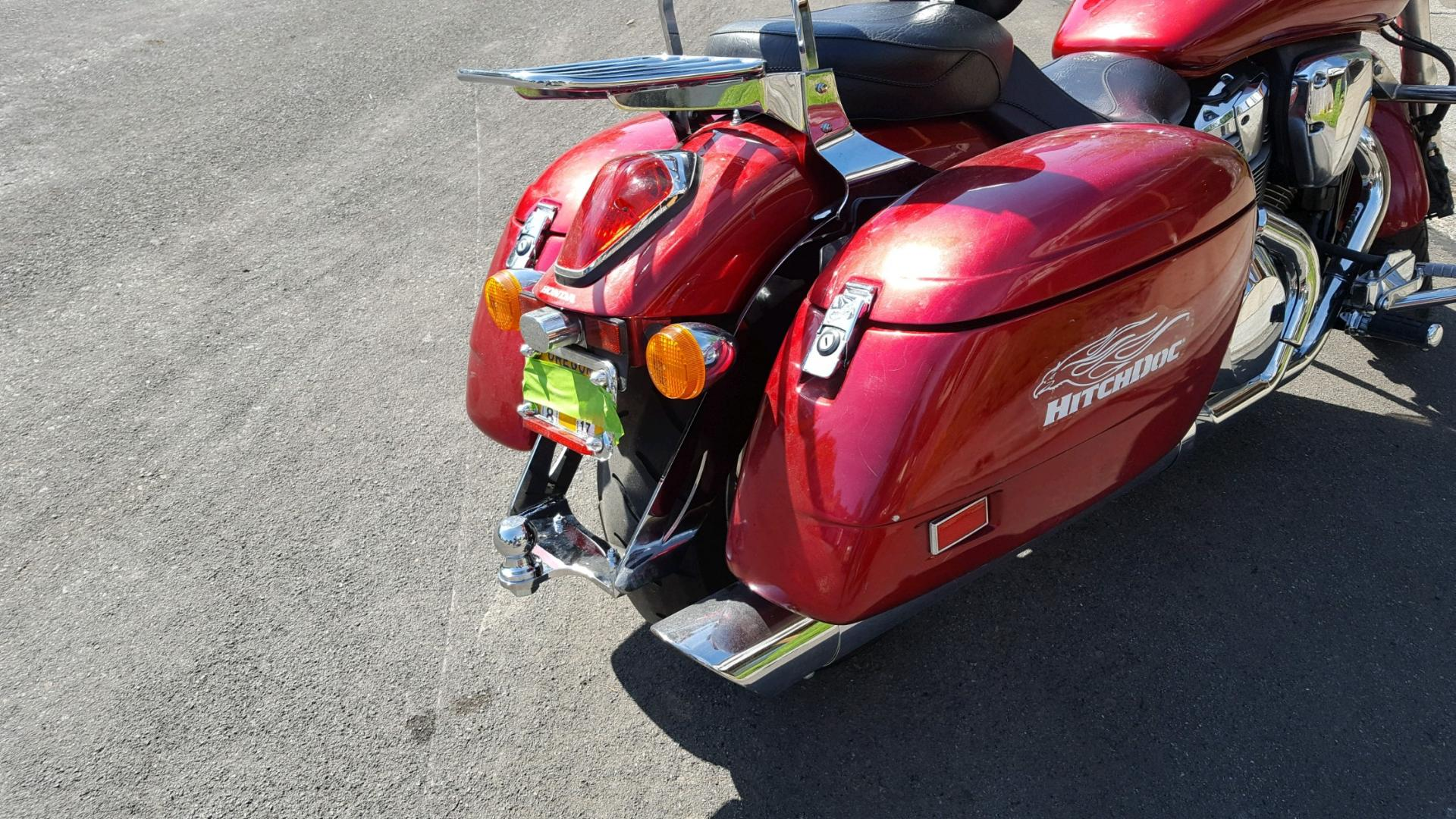Motorcycle Hitches Hitchdoc Kuryakyn Trailer Wiring Harness Electrical Parts Street Canada Photo Gallery